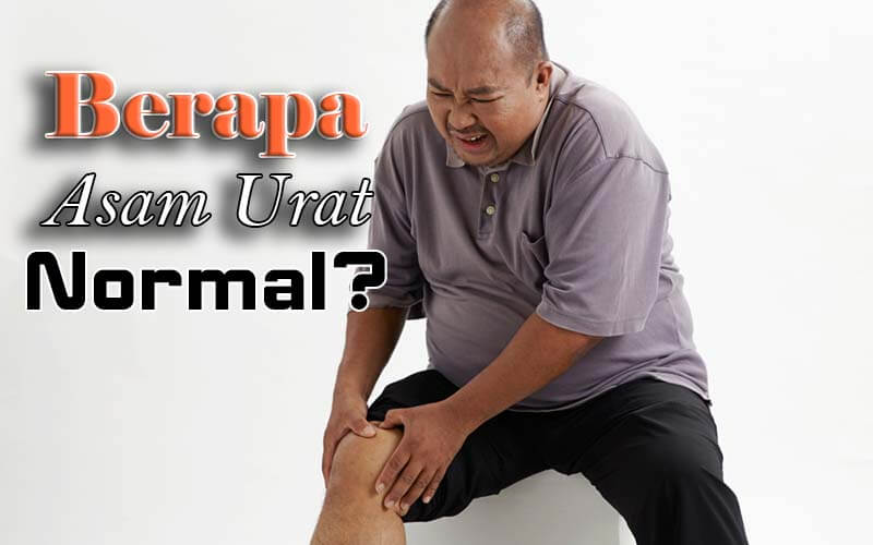 Kadar Asam Urat Normal Berapa
