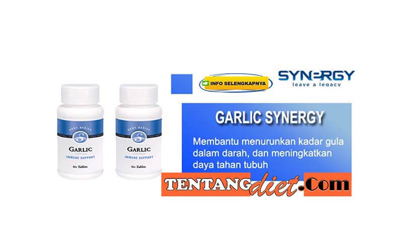 Detoksifikasi Smart Detox- Garlic