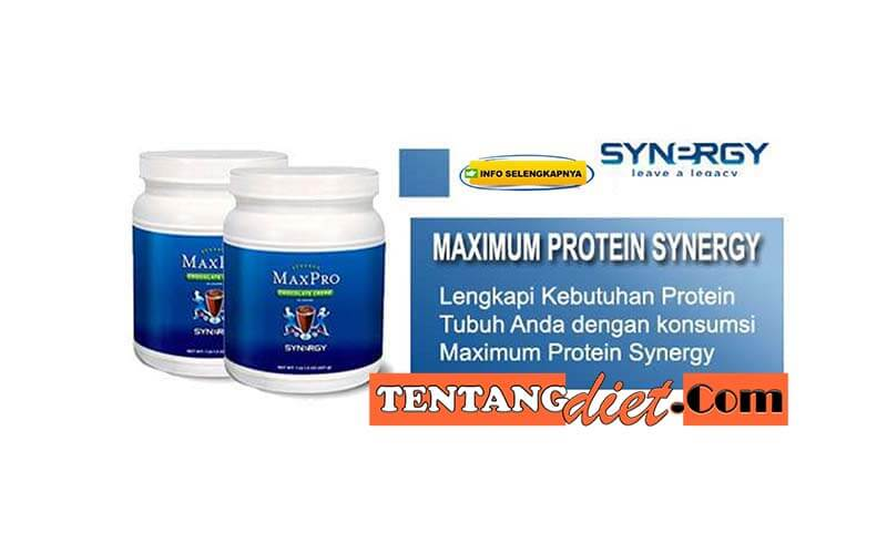 Detoksifikasi Smart Detox- Maximum Protein