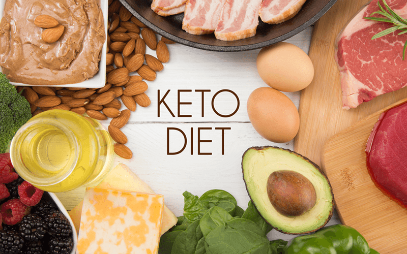 Diet Keto - Diet Ketogenic - Diet Ketosis